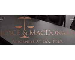 JOYCE & MACDONALD, ATTORNEYS AT LAW, PLLP logo