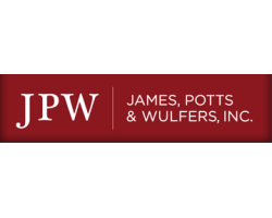 James, Potts & Wulfers, Inc. logo