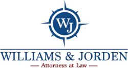 Williams & Jorden - Attorneys at Law logo