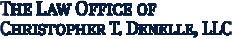 The Law Office of Christopher T. Denelle, LLC logo