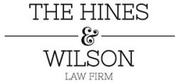 The Hines & Wilson Law Firm logo