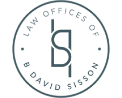 Law Offices of B David Sisson logo