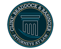 Cline, Braddock & Basinger, Attorneys logo