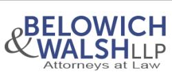 Brian T. Belowich - Belowich & Walsh logo