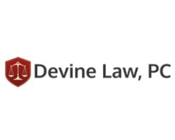 devine law logo