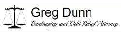 Greg Dunn logo