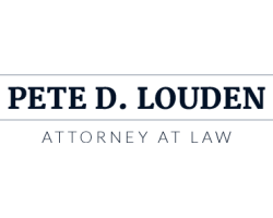 Pete D. Louden Attorney at Law logo