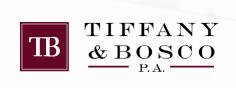 TIMOTHY C. BODE - TB logo