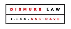 David C. Dismuke  - Dismuke Law logo