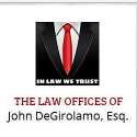 Law Offices of John DeGirolamo, Esq. logo