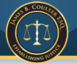 James B. Coulter - The Law Offices of James B. Coulter logo