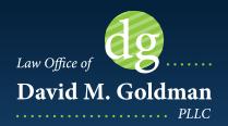 Holli T. Dean - Law Office of David Goldman logo