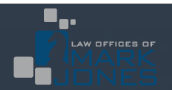 Law Offices of Mark P. Jones logo