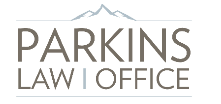 parkins law logo