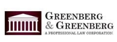 Greenberg & Greenberg logo