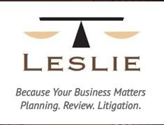 John Leslie logo
