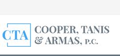 Anna Armas - Cooper, Tanis & Armas, PC logo