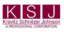 CHRISTOPHER HALCROW - Kravitz, Schnitzer & Johnson, Chtd logo