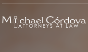 Law Offices of Michael Cordova logo