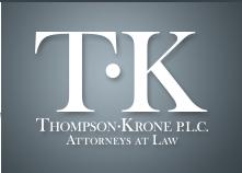 Robert M. Way - Thompson•Krone, P.L.C. logo